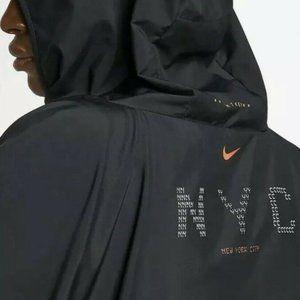 Nike New York City NYC Running Poncho Jacket CQ780